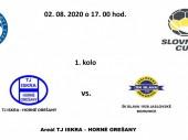 Slovnaft CUP 2020