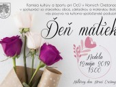 Oslava dňa matiek, 12.mája 2019