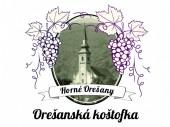 Orešanská koštofka - XXXI. ročník ochutnávky vín