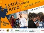 Letné Lomoz kino 2020