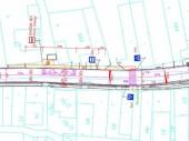 Rekonštrukcia autobusovej zastávky na Dolnom konci.