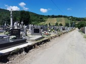 Rekonštrukcia oplotenia cintorína