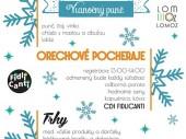 Adventné popoludnie - Vianočný punč a orechové pocheraje