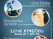 Letné Lomoz kino 2017