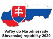 Voľby do Národnej rady SR 29.2.2020