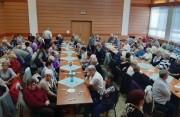 Posedenie pri príležitosti mesiaca úcty k starším 2019
