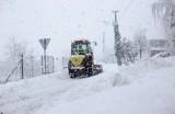 Snehová kalamita 30.1. 2015