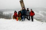 Výstup na Slepý vrch 2017
