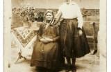 Babička - Juliana rod. Brestovanská (Kosáková)