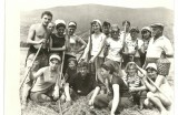 Brigáda na JDR, archív Filka Hájičková