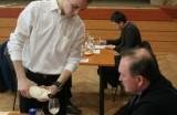 Odborná degustácia vín Horné Orešany 2011