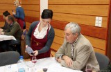 Degustácia vín Horné Orešany 2013