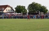 TJ Iskra Horné Orešany - ŠK Slovan Bratislava
