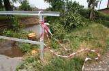 Čistenie a prehlbovanie potoka Parná