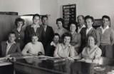 Učiteľský zbor, archív p. Orolínová