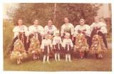 Horno Orešanské družstvo 28.7.1972
