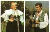 Bohato zdobené kroje z Horných Orešian