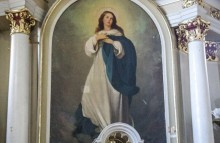 Obraz Nanebovzatia Panny Márie