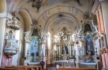 Kostol Mena Panny Márie - hlavný oltár