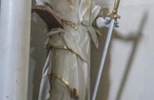 Socha sv. Pavla
