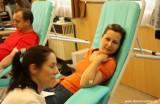 Odber krvi 25.6. 2010