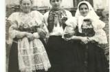 Orešanský kroj, archív Filka Hájičková