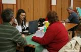 Mobilný odber krvi a výročná schôdza SČK