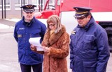 Slávnostné odovzdávanie hasičskej techniky