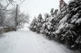Snehová nádielka 13. 2. 2013