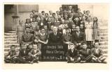 Stredná škola Horné Orešany, 1948 - 49, archív Oľga Tóthová